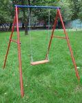 """Качели дачные большие """"Вертикаль"""" 1м в категории Детские качели для улицы и дачи"""