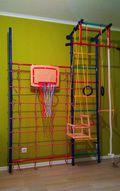 """ДСК """"Вертикаль Юнга 4.1"""" турник широкий хват в категории Домашние спортивные комплексы ДСК Вертикаль"""
