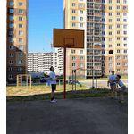 Баскетбольный щит (большой) Romana 203.11.01 в категории Игровое оборудование для детей