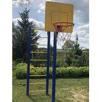 Детская площадка металлическая Радуга-Плюс в категории  Детские игровые площадки металлические