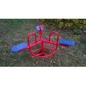 Карусель №4 для детской площадки в категории Детские качели для улицы и дачи