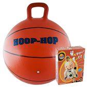 """Мяч-попрыгун с ручкой """"Хуп"""" 50 см в категории Детские мячи и игрушки прыгуны"""