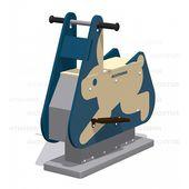 Качалки 1х Romana 108.29.00-03 в категории Игровое оборудование для детей