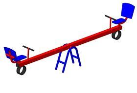 Качели-балансир в категории Детские качели для улицы и дачи