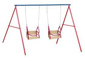 Качели дачные на цепях Вертикаль 2м Ветерок в категории Детские качели для улицы и дачи