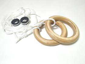 Кольца деревянные в категории Спортинвентарь для дачных и домашних ДСК