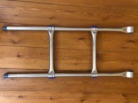 Лестница для батута 6 - 10 футов в категории Батуты