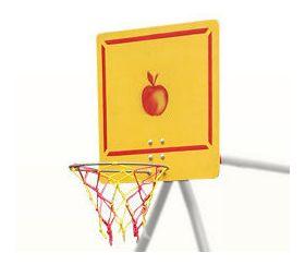 """Кольцо баскетбольное со щитом """"Пионер"""" к дачнику в категории Спортинвентарь для дачных и домашних ДСК"""