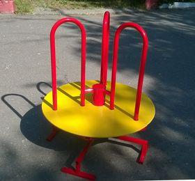 Карусель №1 для детской площадки в категории Детские качели для улицы и дачи