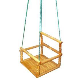 Качель деревянная в категории Спортинвентарь для дачных и домашних ДСК