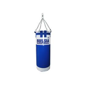 Мешок боксерский Премиум 15кг синий в категории Мешок боксерский Премиум