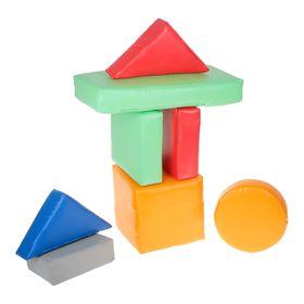 Детский игровой конструктор, 8 элементов в категории Мягкое игровое оборудование
