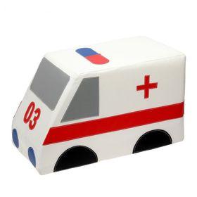 """Мягкий модуль """"Машина скорой помощи"""" в категории Мягкое игровое оборудование"""