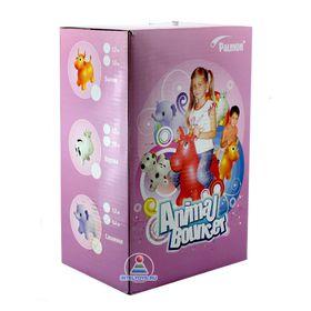 Надувной Бычок-попрыгун в категории Детские мячи и игрушки прыгуны