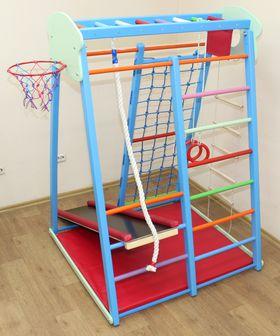 БАСКЕТ -6 в категории Домашние спортивные комплексы PLASTEP
