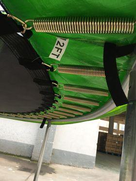 Батут Космо 8 футов ( 2,43 метра) в категории Батуты