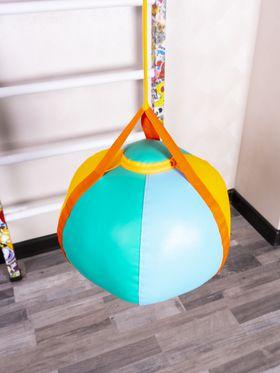 Тарзанка-мяч в категории ДСК Вертикаль Веселый малыш