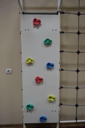 Скалодром для дома (ДСК Пионер) белый в категории Спортинвентарь для дачных и домашних ДСК