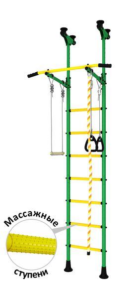 DSK Распорный с регулировкой (с массажными ступенями) в категории Домашние спортивные комплексы ДСК ROMANA