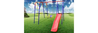 Покрытие для детских площадок на даче